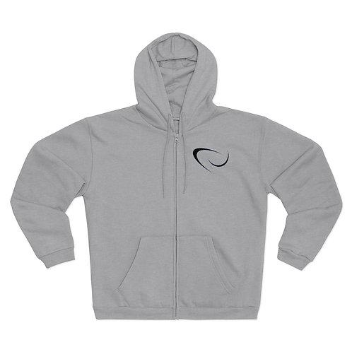 Copy of Unisex Hooded Zip Sweatshirt