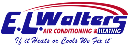 EL Walters logo