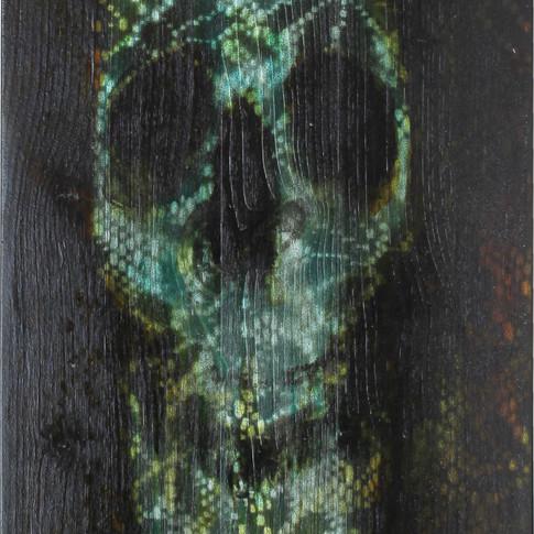 Skull (lacy)
