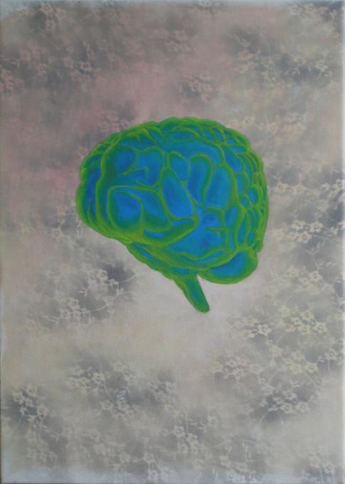 Zöld agy