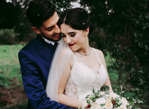 Romantic Wedding in San Leonardo | F + E