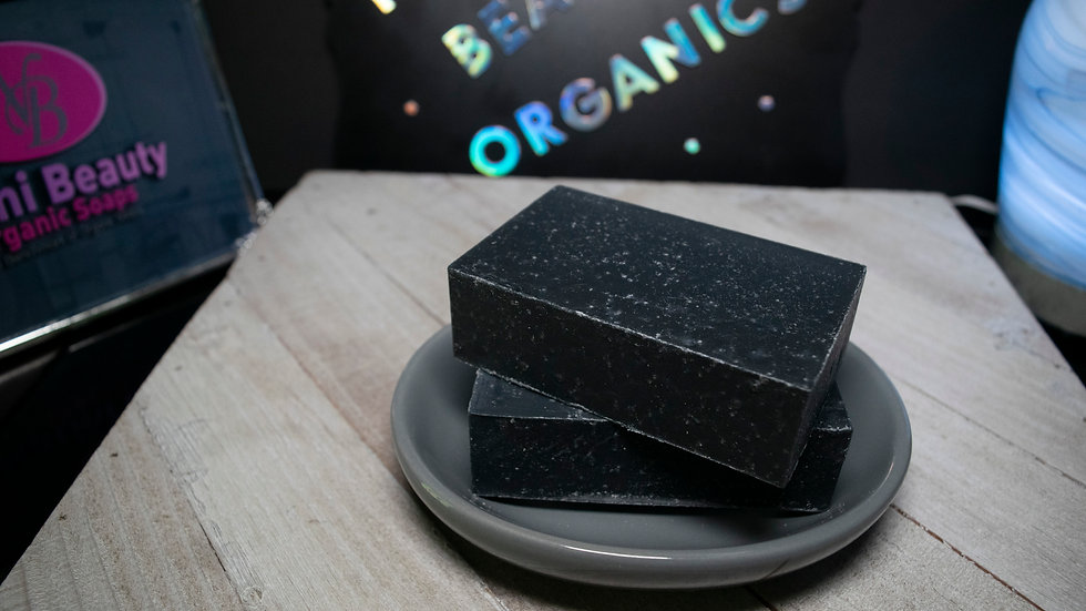 Nalini's Black Soap