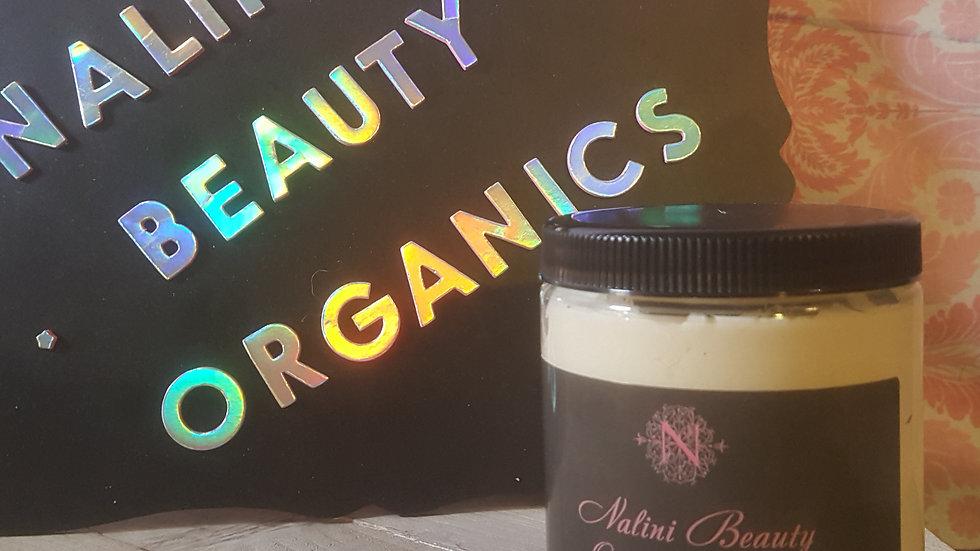 Raw Organic Shea Butter 8 OZ