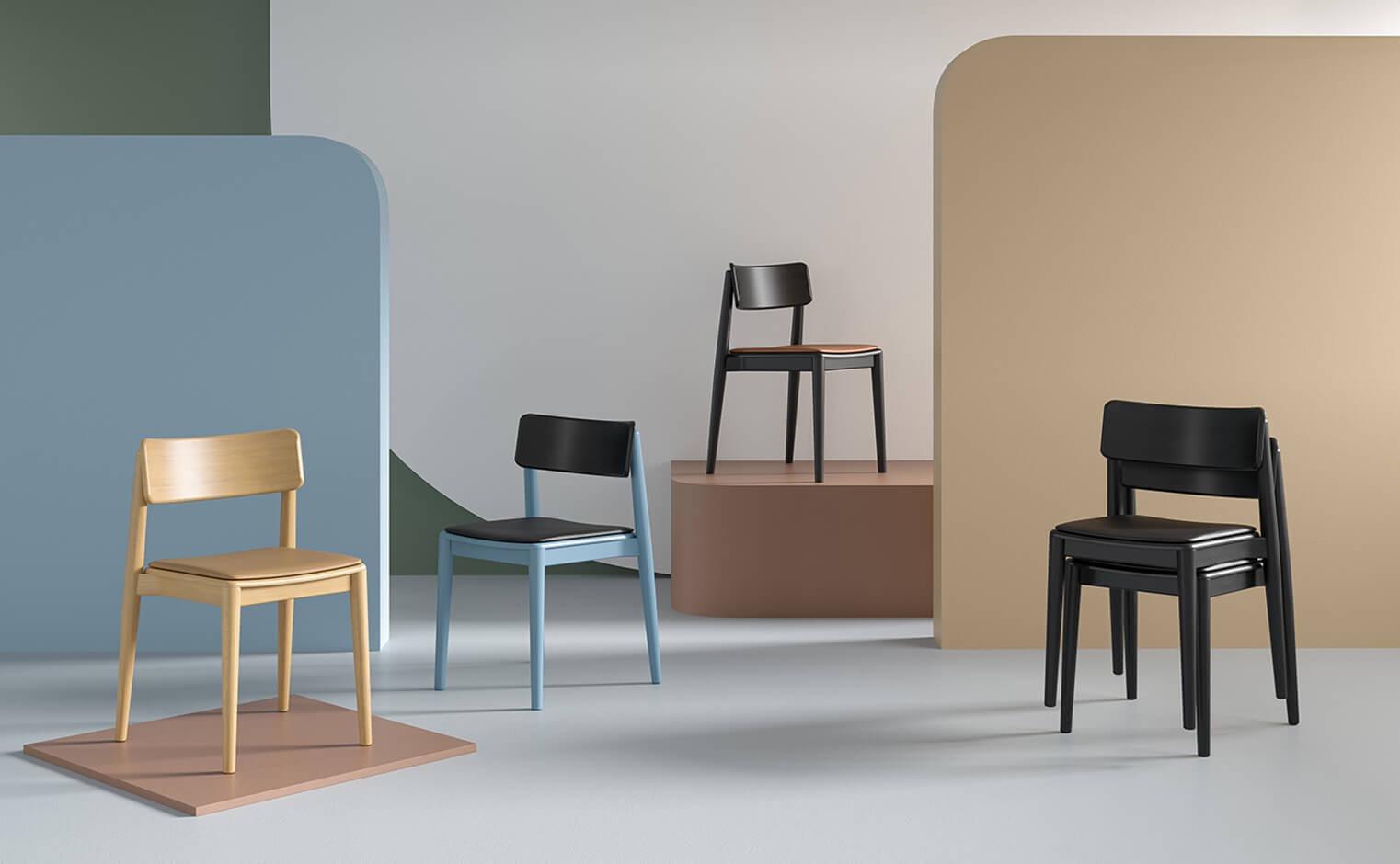 krzeslo-drewniane-nowoczesne-tapicerowan