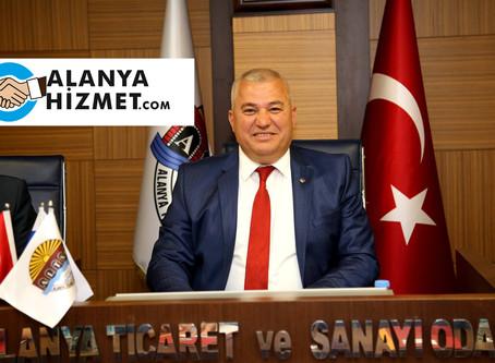 ALTSO Başkanı Mehmet Şahin 'e Başkanlık Seçiminde Başarılar Dileriz.
