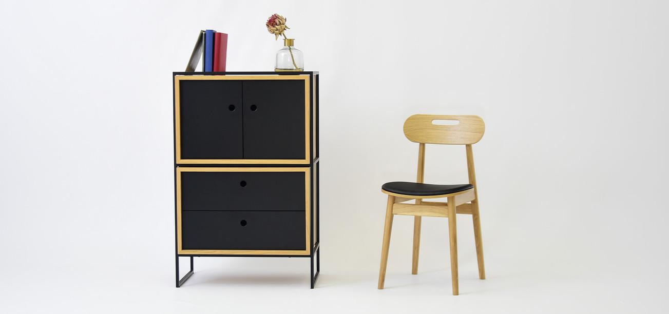 drewniane-krzesło-dębowe-retro-polski-de
