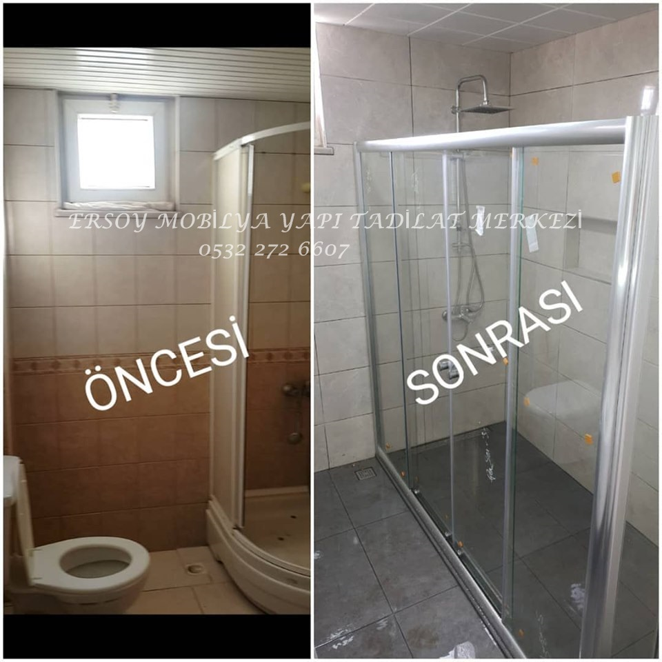 Alanya Bath Renovation