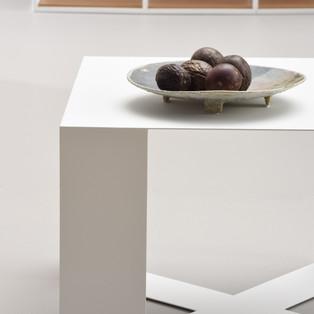 CROSS white coffe table photo shoot 1 -