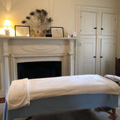 Apple Blossom Therapeutic Massage Room awaits you!