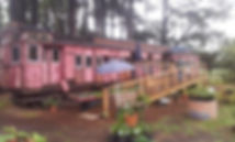 Benton Rise Farm Train