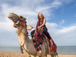 Riding Camels!
