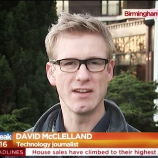 David McClelland, BBC
