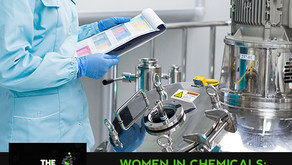 Women In Chemicals: Empowering Women In The Chemical Industry With Kylie Wittl And Amelia Greene