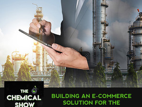 Building An E-commerce Solution For The Chemical Industry With Jay Bhatia