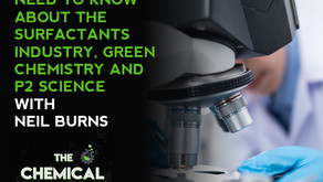 Everything You Need To Know About The Surfactants Industry, Green Chemistry And P2 Science