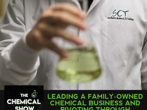 Leading A Family-Owned Chemical Business And Pivoting Through Uncertain Times With Cameron Whaley