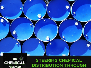 Steering Chemical Distribution Through A Pandemic With Eric Byer