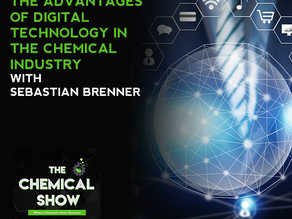 The Advantages Of Digital Technology In The Chemical Industry With Sebastian Brenner