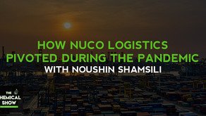 How NUCO Logistics Pivoted During The Pandemic With Noushin Shamsili