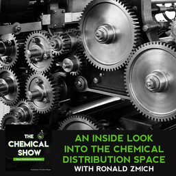 An Inside Look Into The Chemical Distribution Space With Ronald Zmich