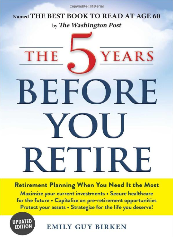 AER 5 Emily Guy Birken | Preparing For Retirement