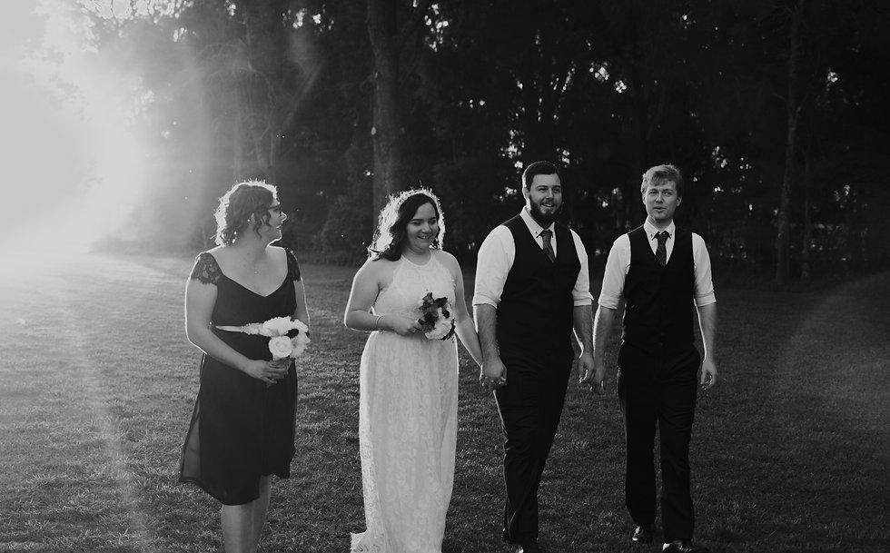 Budget Wedding Photographer Newcastle Australia