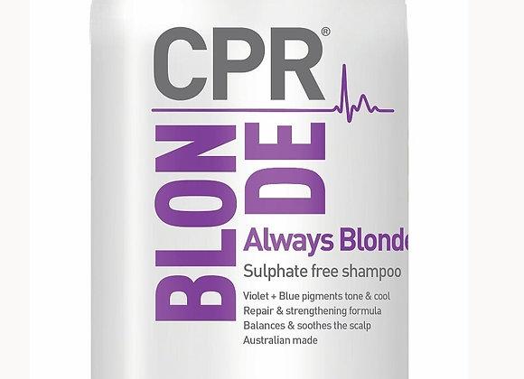 BLONDE: Always Blonde Shampoo 300ml
