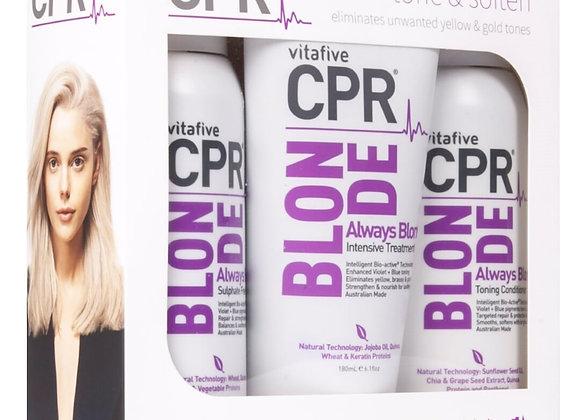 Blonde Solution - Trio Pack (retail sizes)