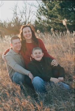 Jason and family