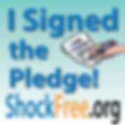 I signed the pledge facebook profile pic