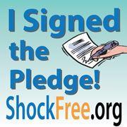 I signed the pledge facebook profile pic