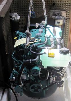 Motor Volvo MD2-40