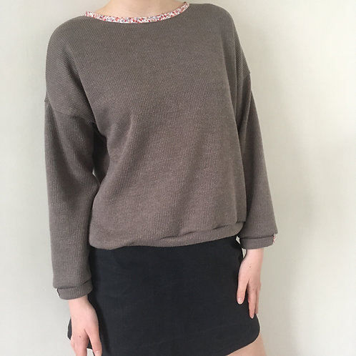 Pull maille tricot