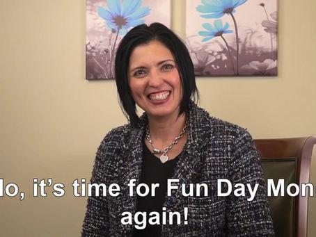 Fun Day Monday November 2020