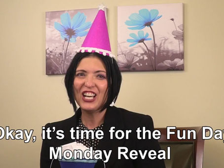 Fun Day Monday Reveal - In celebration of Angelina's birthday!