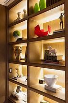 Projeto Residencial Apartamento GF Polido Arquitetura Studio FOS Iluminação