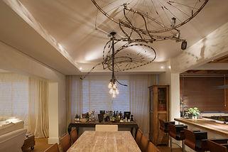 Projeto Residencial Apartamento GM EB Arquitetura  Studio FOS Iluminação