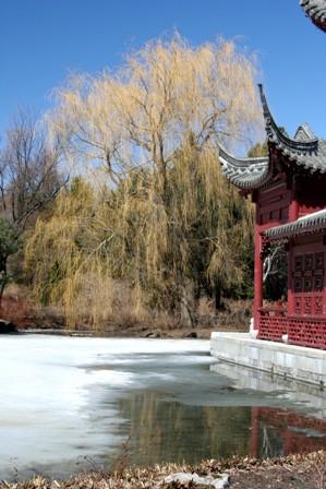 Pavillon chinois (à défaut de celui japonais)