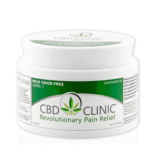 CBC CLINIC Level 1 Mild Odor-Free