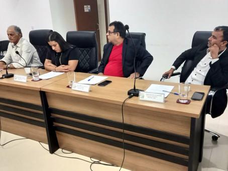 Vereadora Veínha (PDT), apresenta PL que Institui o Programa de Combate à Violência Doméstica