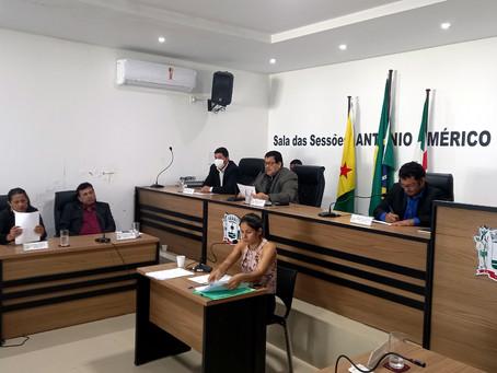 Vereadores aprovaram hoje duas novas Leis para o município