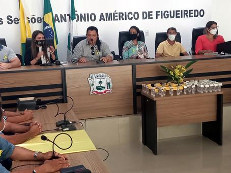 Vereadores se encontram com Governador Gladson Cameli em Cruzeiro do Sul