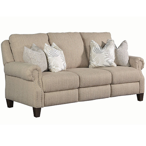 Key Largo Sofa with Nail Trim