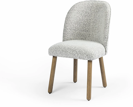 Aubree dining chair- Knoll domino