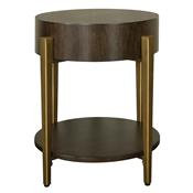 DEKKER ROUND SIDE TABLE