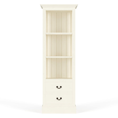 Cape Cod Bookcase W/O Doors - WHD LDT
