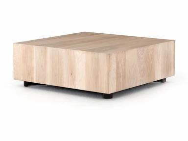Hudson square coffee table