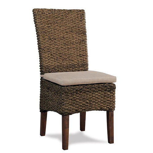 MIX-N-MATCH CHAIRS WOVEN SIDE CHAIR