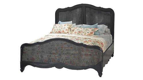 Covington Rattan Queen Bed