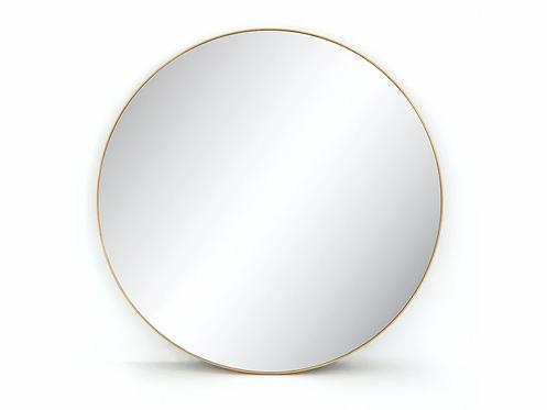 Round Bellvue Mirror